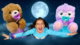 Cozy Dozy Lullaby - Tell Me a Story Before I Go to Sleep - Kids Song