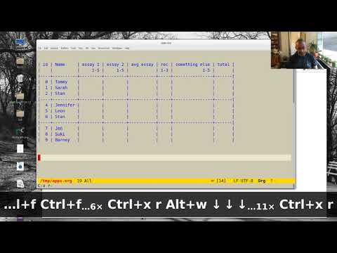 W3M Context View URL Extractor - Linux TUI by gotbletu