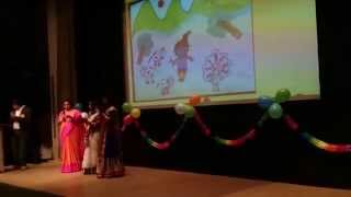 TANE UGADI 2015 drawing competition winner announcement Kushal 1st prize