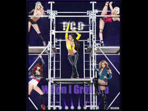 The PussyCat Dolls - When i Grow Up - Doll Domination Tour Version