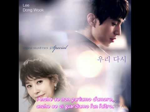[OST] Scent of a Woman OST Special (Kim Sun AH e Lee Dong Wook) Sub Ita.avi