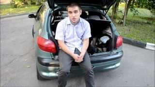 Огляд на Peugeot 206 1.4 75 к. с від ChesnokTV