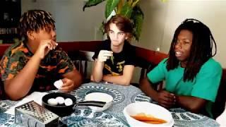 Подростки в США готовят салат МИМОЗА