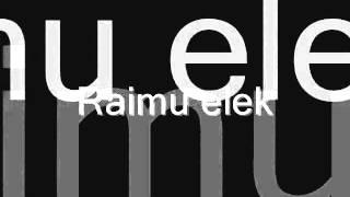 Reggaeneration - Raimu Elek Mp3