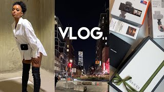 VLOG 15   NEW YORK FOR CHRISTMAS, GETTING BACK TO WORK + £2500 GIVEAWAY!!!! EEEEK!!!