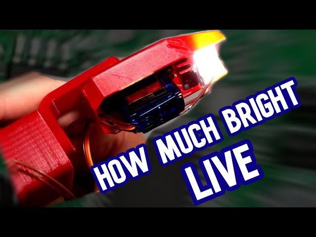 Tiny DMX Moving Lights: Current Limits & Connectors [Demilight LIVE]