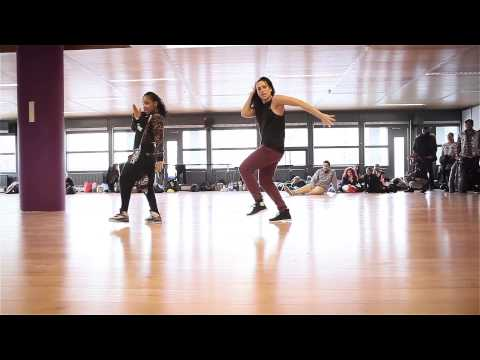 Marthe Vg - Dancehall - Global Dance Centre - 2013