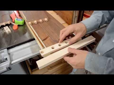 Making Drawers For A Dresser Dresser Build, Part 1
