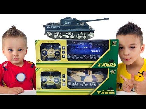 Интересные Игрушки на Управлении Игрушки танки на Русском Танки на управлении Игры для мальчиков