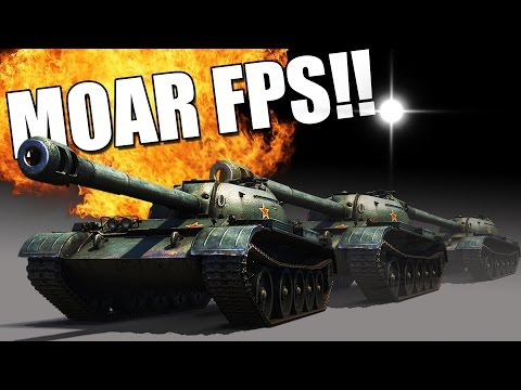 World Of Tanks Tutorial - Boost Your FPS