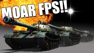 world of tanks tutorial boost your fps