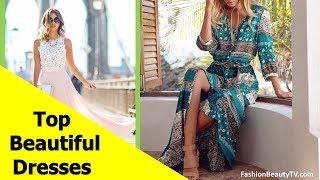 Top 50 beautiful dresses,best prom dresses,cheap best summer dresses for women S1