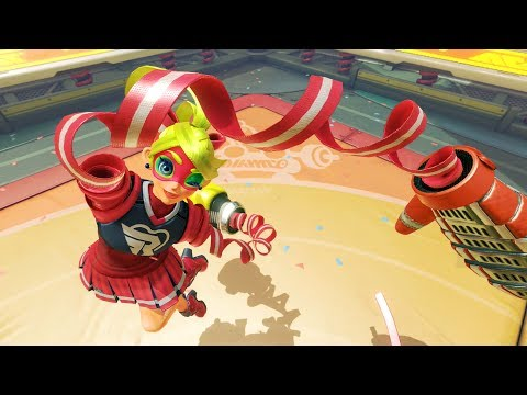 ARMS - Global Testpunch - Nintendo Switch - Party
