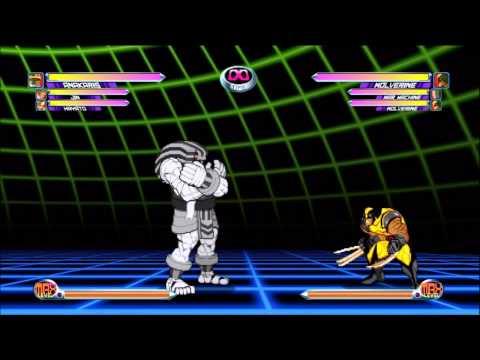Marvel vs. Capcom 2 - All Character Hyper Combos { Capcom Side }