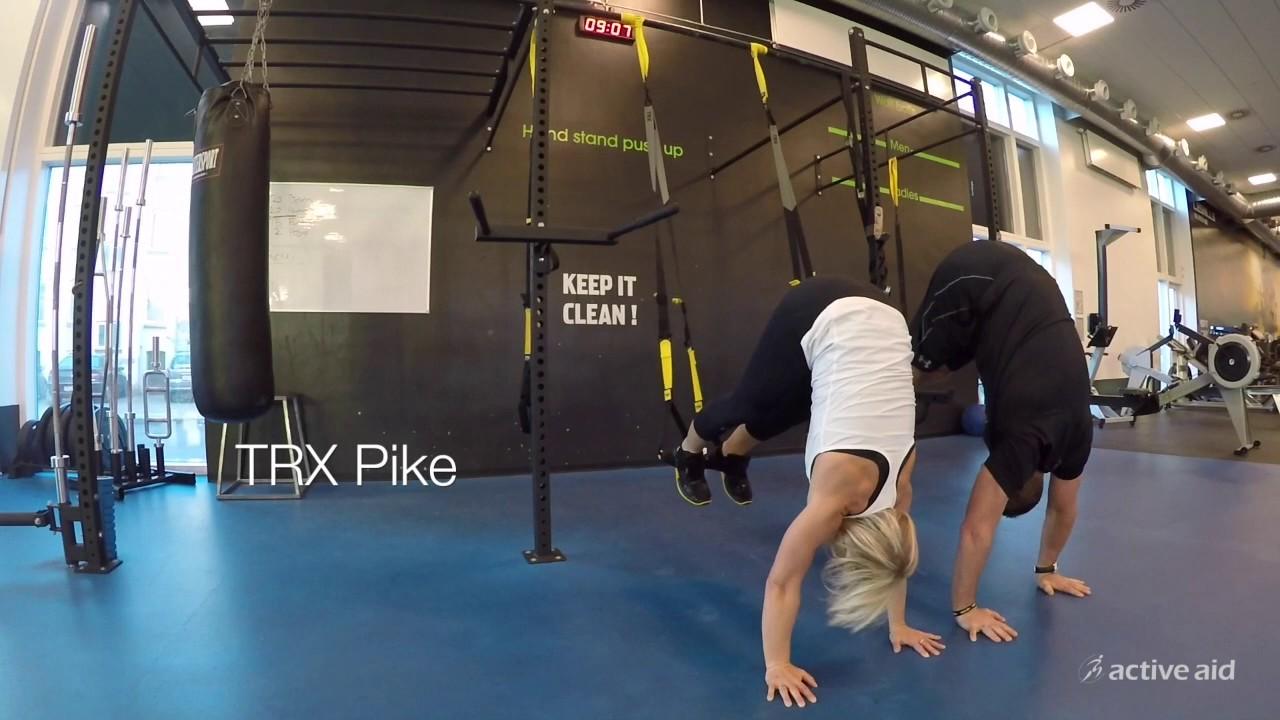 trx fitness dk