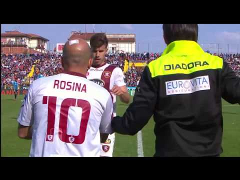 Serie B ConTe.it 2016/2017 | 33ª Giornata Pisa - Salernitana 0 - 1: Highlights