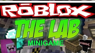 ROBLOX Sandbox - The Lab Minigame