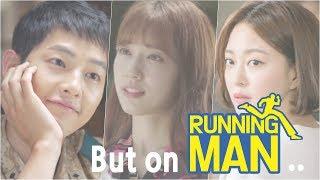 Video Running Man Guests - From SongJoongki To BTS download MP3, 3GP, MP4, WEBM, AVI, FLV September 2018