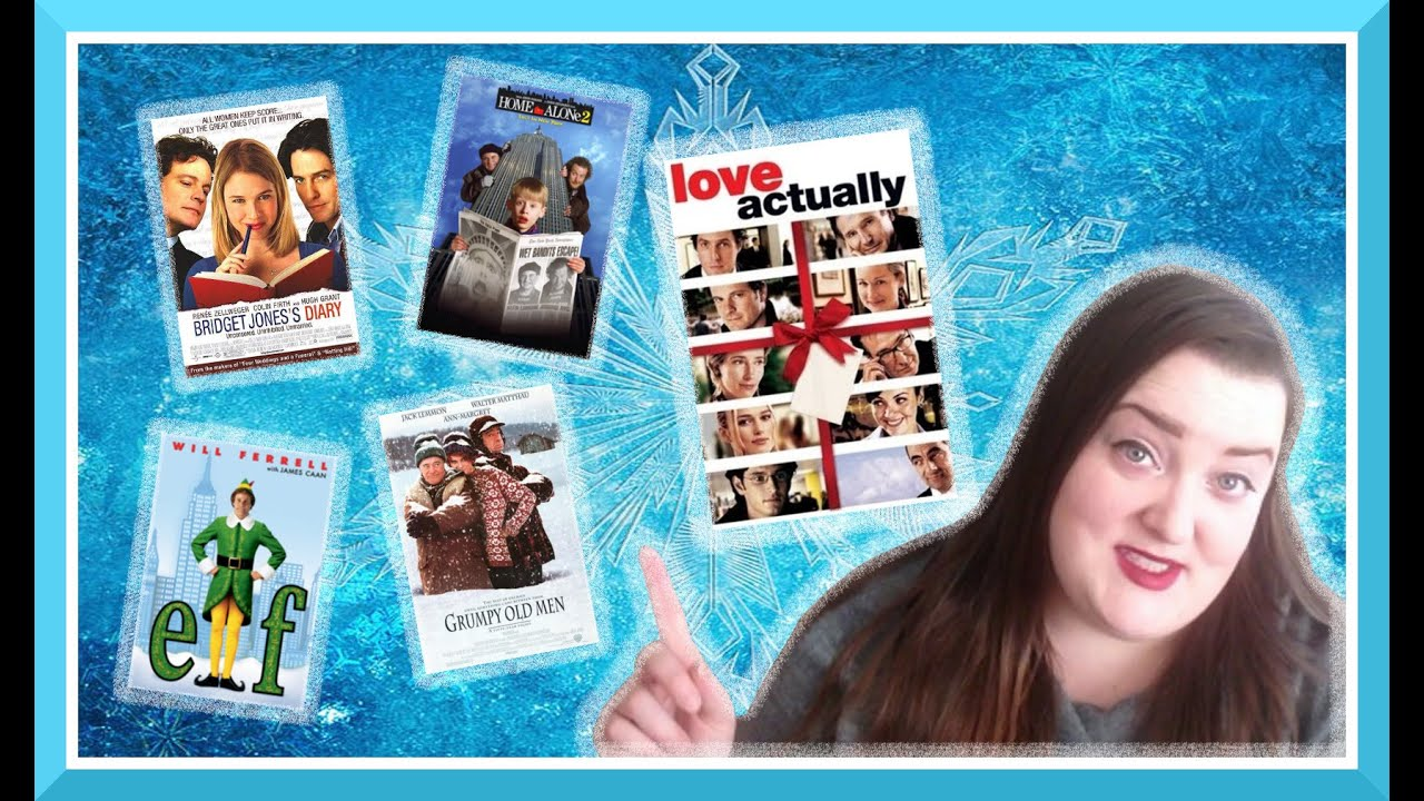 My Christmas Movie Marathon List | Cold Weather Movie Marathon | The ...