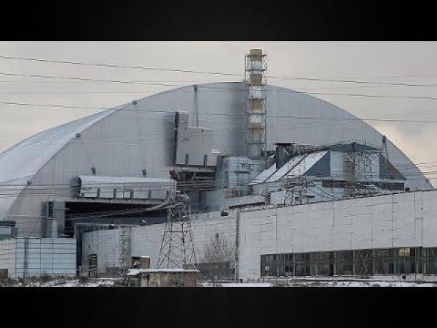 ⬜️ Ucrânia: Reactor 4 De Chernobyl Já Tem Novo Sarcófago