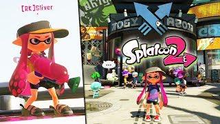 ¡ASÍ ES EL COMIENZO Y EL MODO ONLINE DE SPLATOON 2! | Nintendo Switch