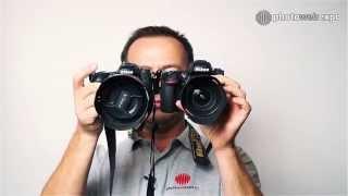 Nikon D750. Интерактивный видео тест. Часть 1