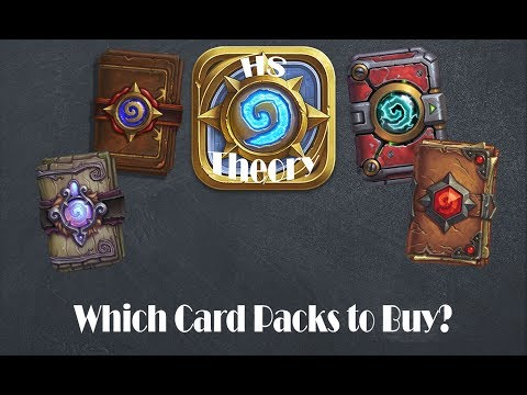 Hearthstone Theory: The Strategy Of Card Packs