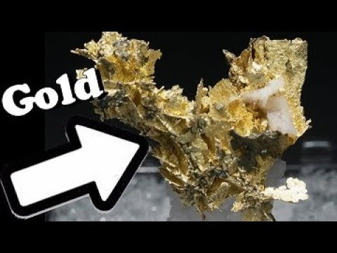 The Geology Of Gold - How To Identify Rocks And Minerals | Ask Jeff Williams