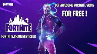 How to get ANY Fortnite skin for FREE! - Skull Trooper & Black Knight & Galaxy for FREE! 2018
