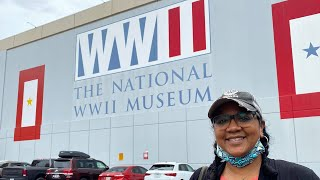 Touring The WWII Museum In New Orleans