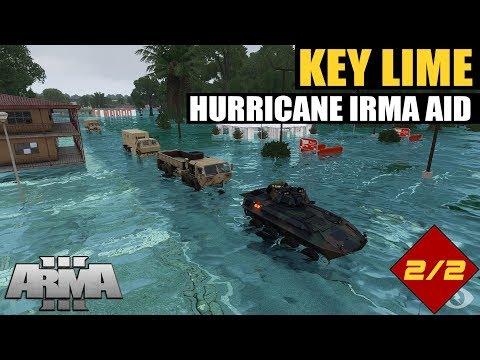 [ARMA 3] Operation Key Lime - Key West Hurricane Irma Rescue Operations