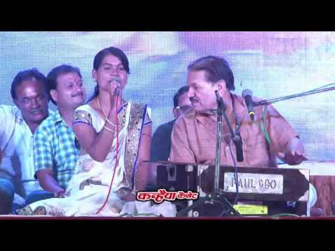 Talbehat Mela Mahotsav 2016 / Bundeli Songs / Kay Gaye Te Jhak Maar Ke Luaabe / Deshraj Pteriya