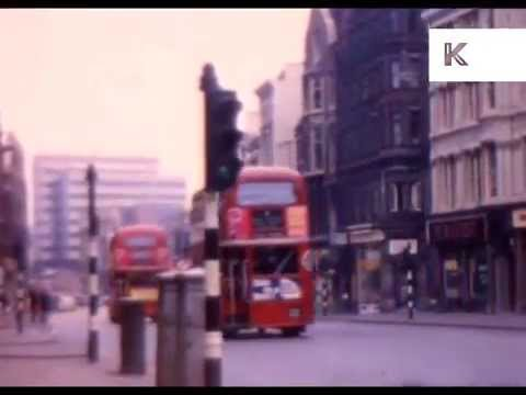 Late 1960s East London Colour Home Movies, Liverpool Street