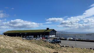 Remote site inspection at Hotel Føroyar