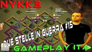 Clash Of Clans ITA - Due Stelle In Guerra #15