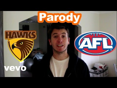 Hawthorn Oh and Four - AFL Parody
