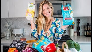 VEGAN GROCERY HAUL | Come Grocery Shopping With Me VEGAN | The Edgy Veg