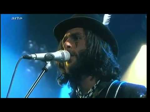 Yodelice My blood is burning  Live