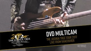 Baixar DVD U2 THE JOSHUA TREE TOUR 2017 - LIVE FROM VANCOUVER (MULTICAM - HD)