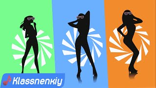 Kissлород - Розово (Lyric Video) [Новые Клипы 2015]