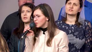 Молитва за новорождённых детей — Проповедь Виктора Куриленко — March 11, 2018