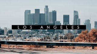 LOS ANGELES | Cinematic TRAVEL VIDEO | Sony RX 100 V