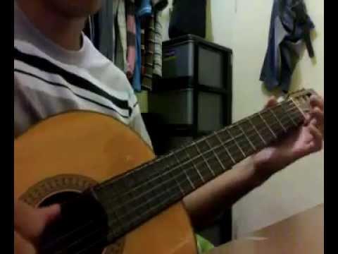Sha La La  Full House OST - Guitar Solo