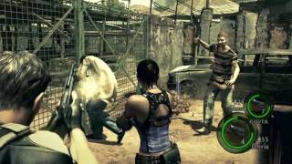 RESIDENT EVIL 5 - Video Gameplay Full HD - PS4 / Xbox One
