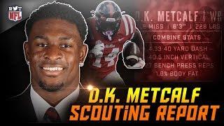DK Metcalf Scouting Report & Film Breakdown: The Next Big Thing?   2019 NFL Draft