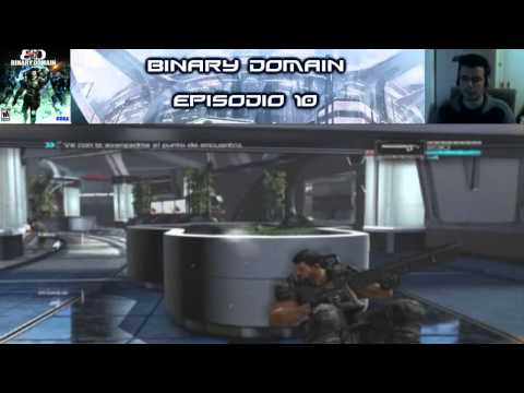 Binary Domain (PS3) || Episodio 10 || Serie / Guía / Longplay