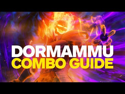 Marvel vs Capcom Infinite - Dormmamu Combo Guide