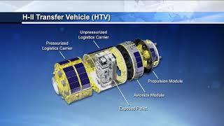 JAXA HTV-8 Launch - September 24, 2019