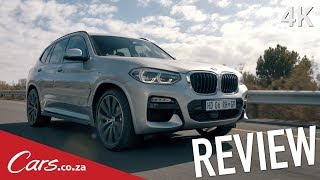 2018 BMW X3 Review | The Third Generation of X3