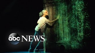 Behind-the-scenes Of The Broadway Hit frozen